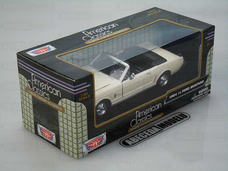 Ford Mustang 1/2 1964