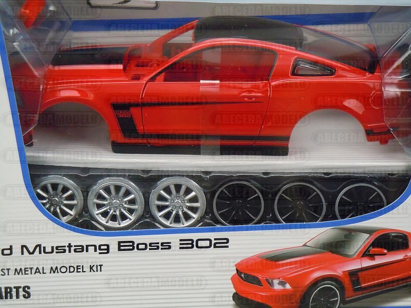 Ford Mustang Boss 302 Kit