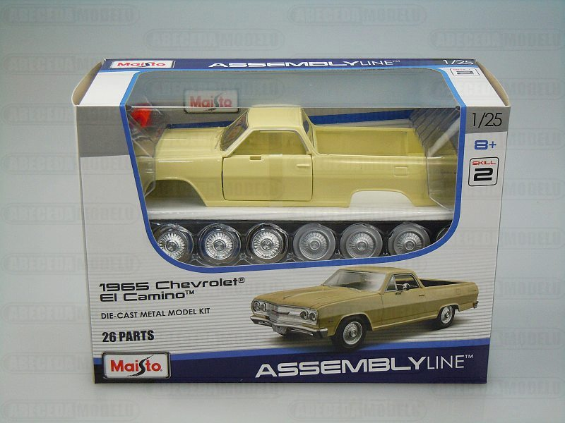 Chevrolet El Camino 1965 Kit