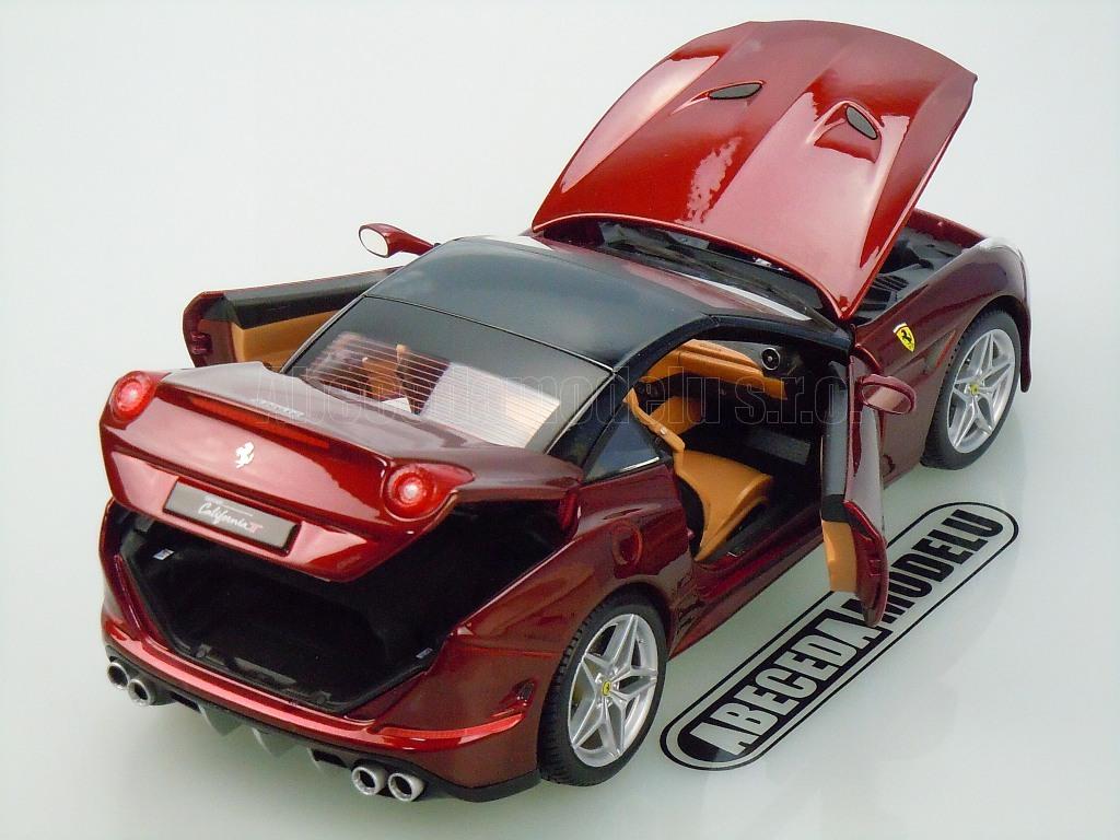 Bburago 1:18 Ferrari California T Signature Series (red) 16902