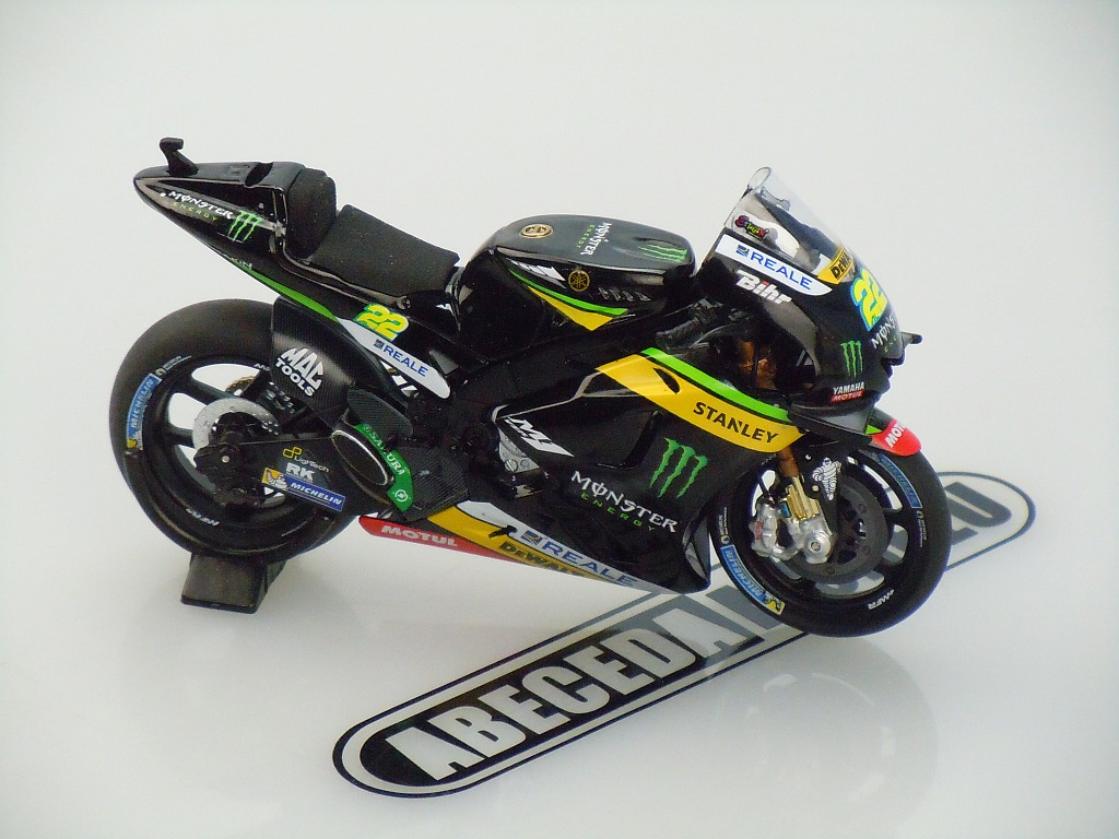 Yamaha YZR-M1 No.22 A.Lowes Monster Yamaha Tech 3 MotoGP 2016
