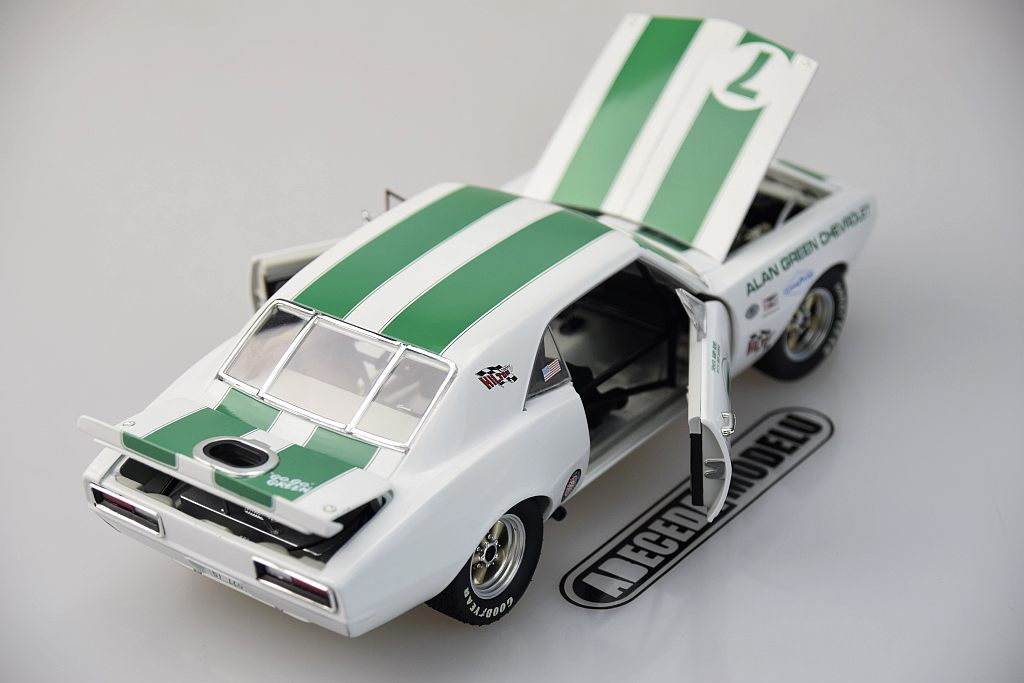 Chevrolet Camaro Z/28 Trans Am 1967 #7
