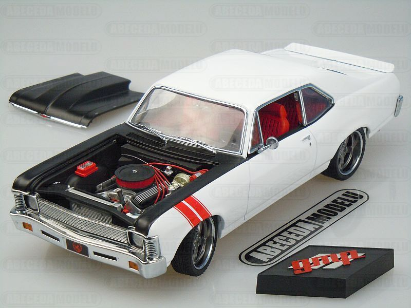 Chevrolet Nova 1970 Overkill Street Fighter