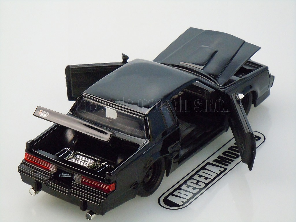 Buick Grand National Dom's Fast & Furious 4