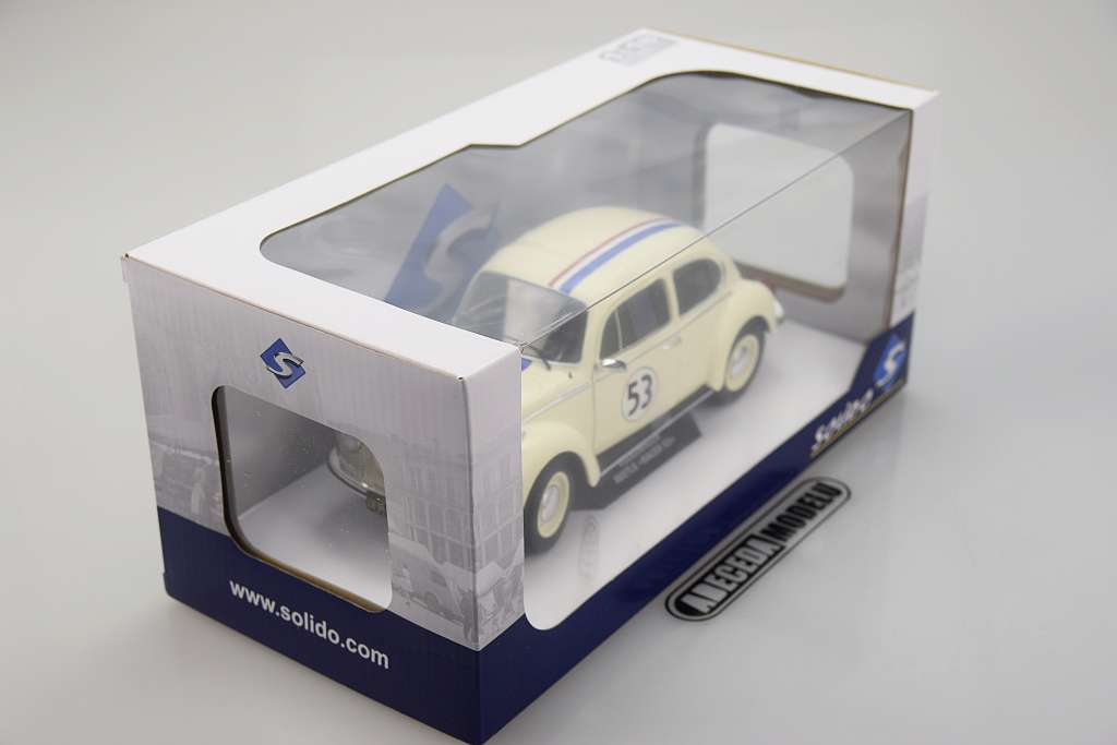 VW Beetle 1303 Racer 53 Herbie 1973