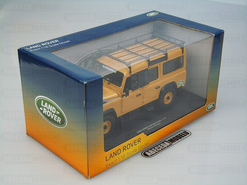 Land Rover Deffender 110 Station Wagon Expedition