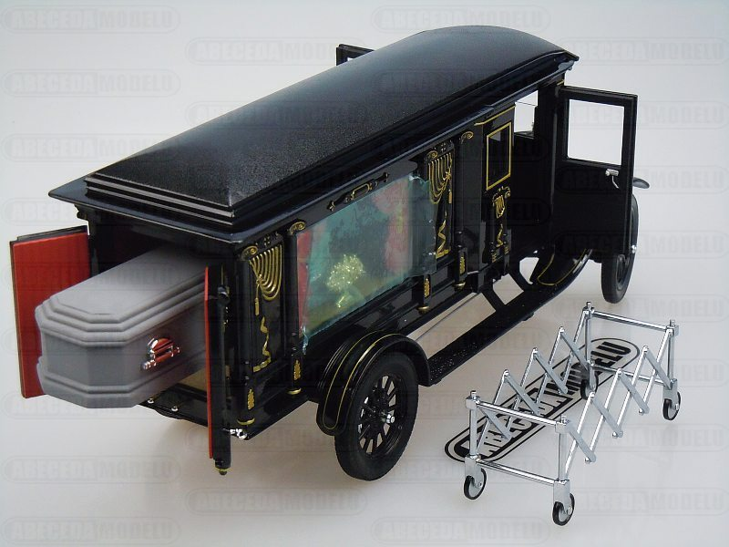 Ford Model T Hearse 1921