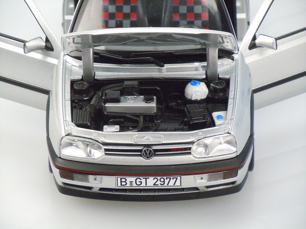 VW Golf lll GTI 1996 20Years Anniversary Edition
