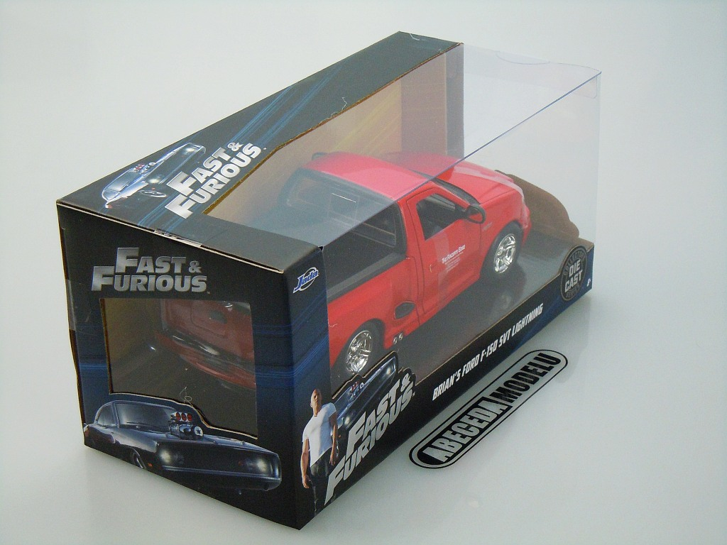Ford F-150 SVT Lightning Brian's Fast & Furious