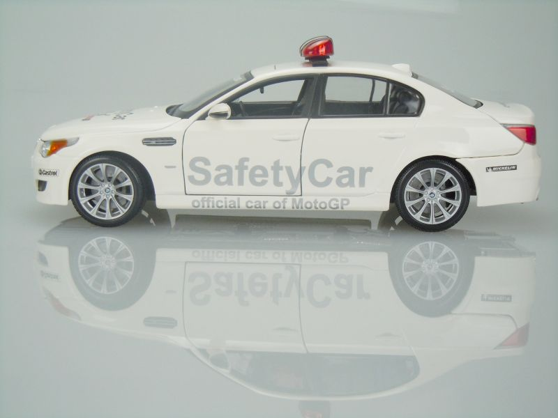 BMW M5 MotoGP Safety Car 2007