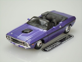 DODGE CHALLENGER R/T CONVERTIBLE 1970