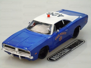 DODGE CHARGER R/T 1969 STATE POLICE