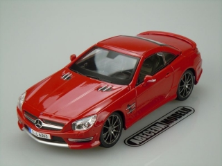 Mercedes Benz SL 63 AMG Hard Top