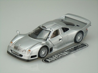 Mercedes Benz CLK-GTR Street Version