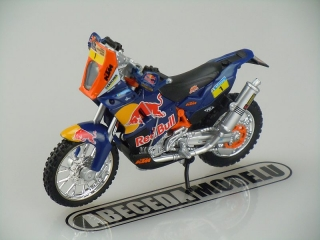 KTM 450 RALLY ( DAKAR RALLY ) RED BULL