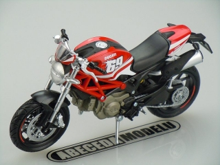Ducati Monster 796 No.69 N.Hayden