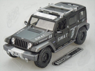 Jeep Rescue Concept Police Swat