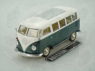 VW CLASSICAL BUS 1962