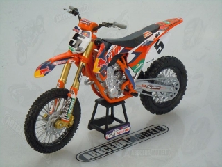 KTM 450 SX-F RED BULL No.5 R.DUNGEY 2014