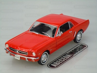 FORD MUSTANG 1/2 COUPE 1964