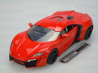 Lykan Hypersport Fast & Furious 7