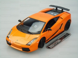 Lamborghini Gallardo Superleggera 2007