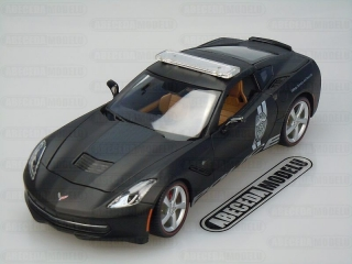 CHEVROLET CORVETTE STINGRAY 2014 POLICE