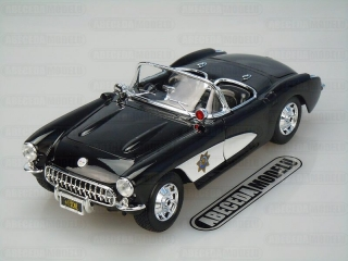 CHEVROLET CORVETTE 1957 STATE HIGHWAY PATROL