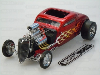 FORD NITRO COUPE 1934