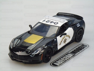 Chevrolet Corvette Z06 2015 Highway Patrol