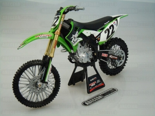 Kawasaki KX450F 2014 No.22 Chad Reed