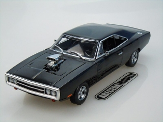 DODGE CHARGER R/T 1970 DOM'S Fast & Furious