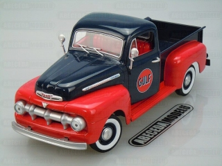 FORD F-1 PICK UP 1951 GULF