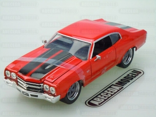 Chevrolet Chevelle SS Dom's Fast & Furious 4