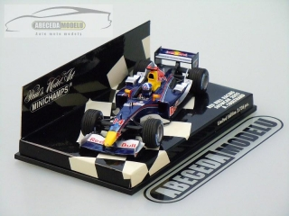 RED BULL RACING SHOWCAR 2005 D.COULTHARD