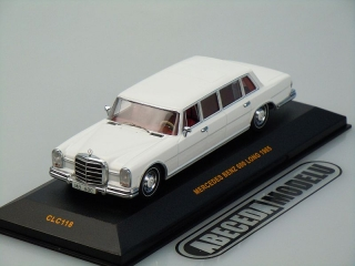 Mercedes Benz 600 Long 1965