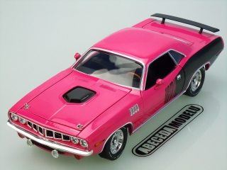 Plymouth Hemi Cuda 1971 Film 60 seconds