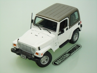 Jeep Wrangler Sahara Hard Top