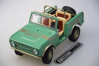 Ford  Bronco Open 1976