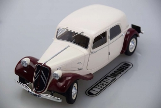 Citroen 11CV Traction 1938