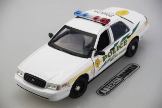 Ford Crown Victoria Police Interceptor CSI Miami