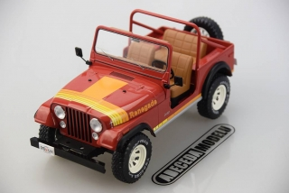 Jeep CJ-7 Renegade 1980