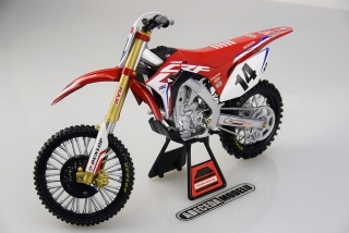 Honda CRF 450R Cole Seely No.14