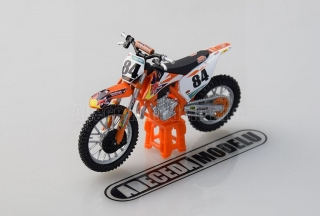 KTM 450 SX-F 2018 Factory Edition No.84 J.Herlings