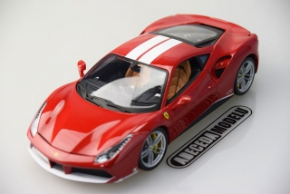 Ferrari 488 GTB M.Schumacher 70th Anniversary Collection