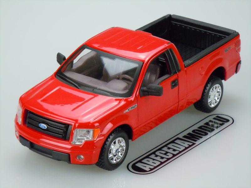 Maisto 1:24 Ford F-150 STX (red) code Maisto 31270, modely aut