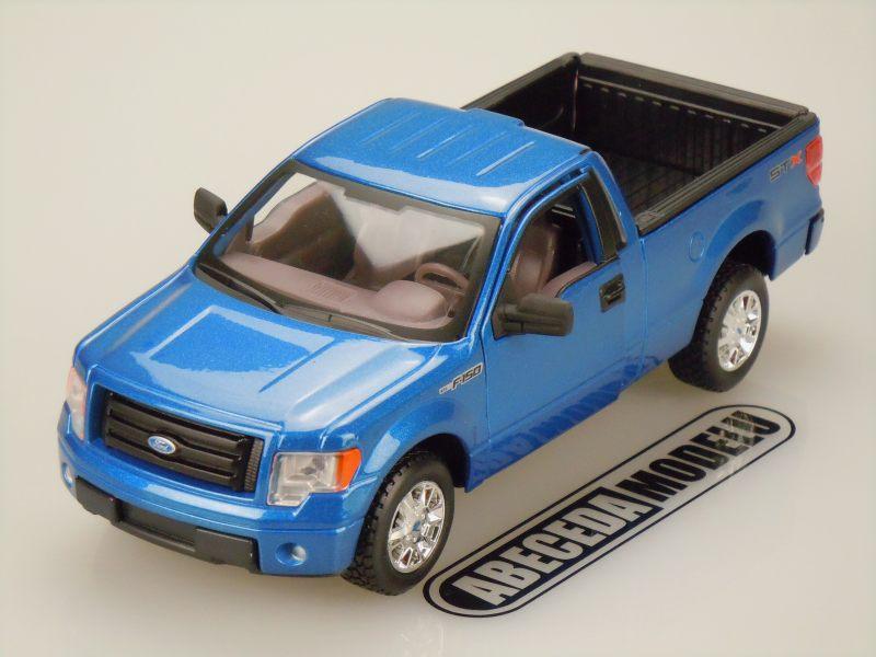 Maisto 1:24 Ford F-150 STX (blue) code Maisto 31270, modely aut