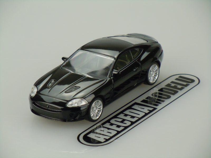Rastar 1:43 Jaguar XKR (black) code Rastar 877159, modely aut