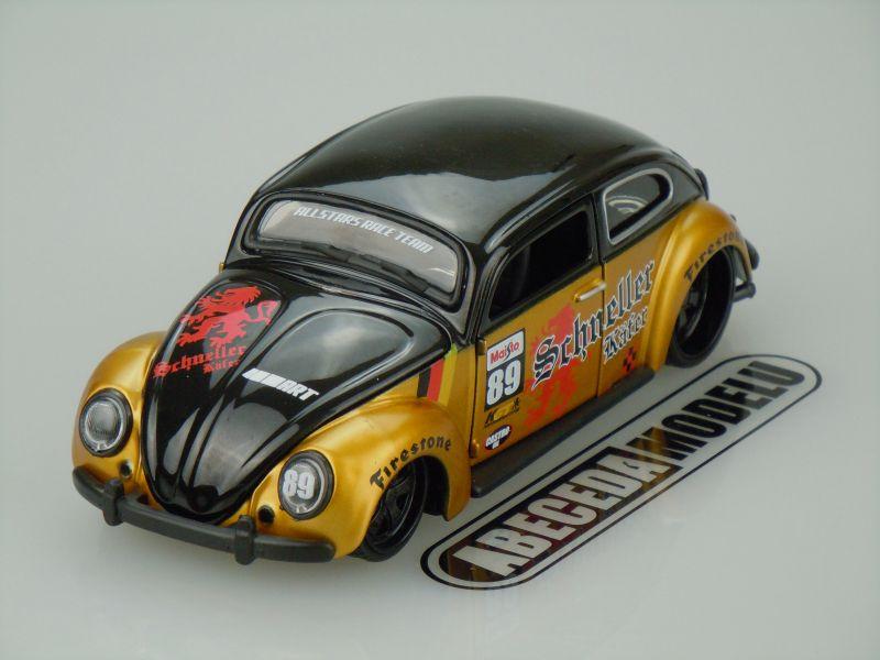 Maisto 1:24 VW Volkswagen Beetle Custom code Maisto 31023, modely aut