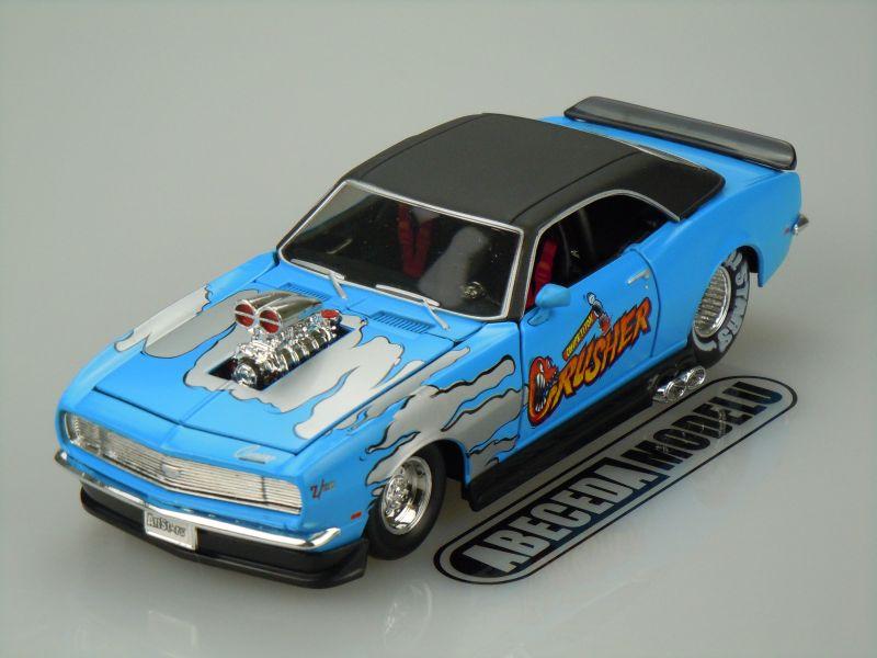 Maisto 1:24 Chevrolet Camaro Z28 1968 Custom shop code Maisto 31304, modely aut